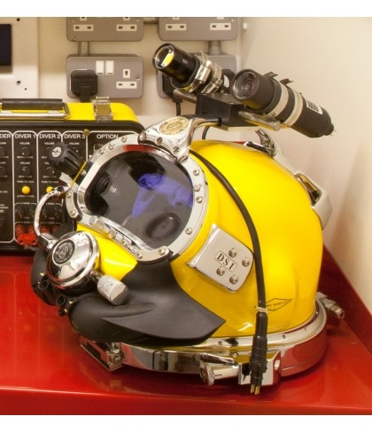 Dive Helmet Accessories