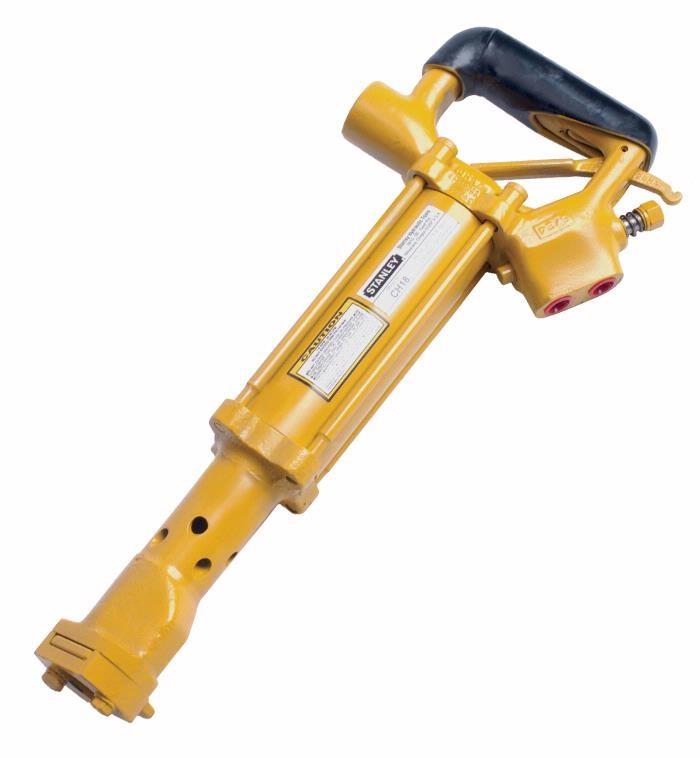 Stanley Hydraulic Underwater Chipping Hammer CH18
