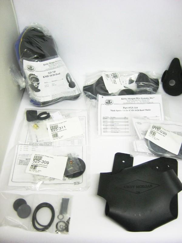Mask Spares Kit for KMB 1828 Band Masks