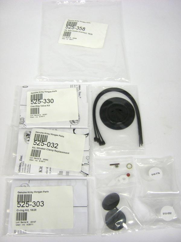 KMB 1828 Soft Goods Overhaul Kit