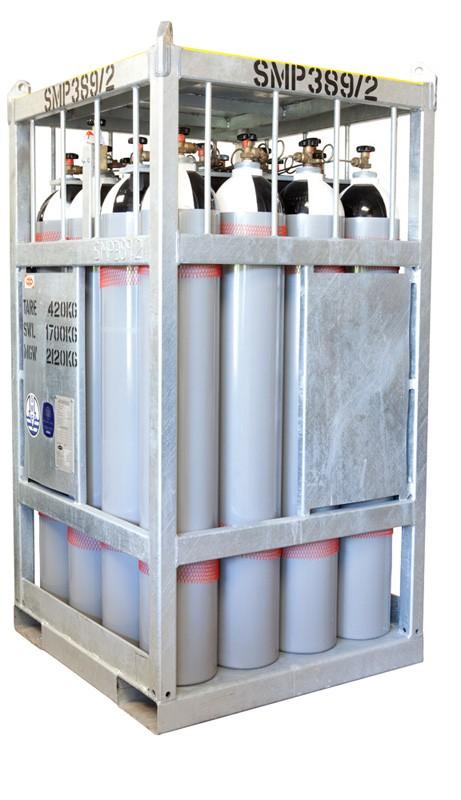16 Cylinder DNV Gas Quad