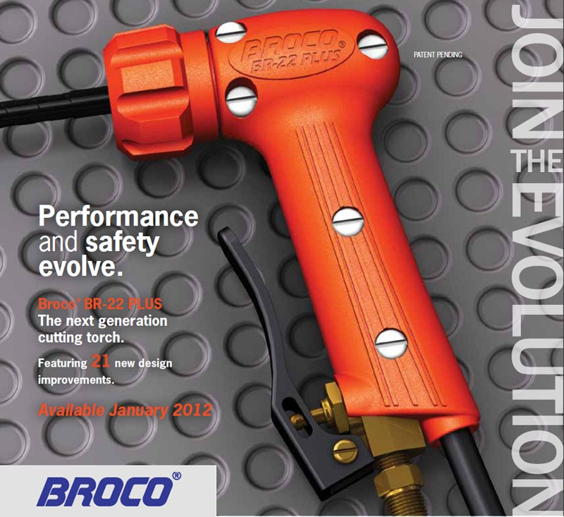 Broco BR-22 Plus Cutting Torch - Next Generation