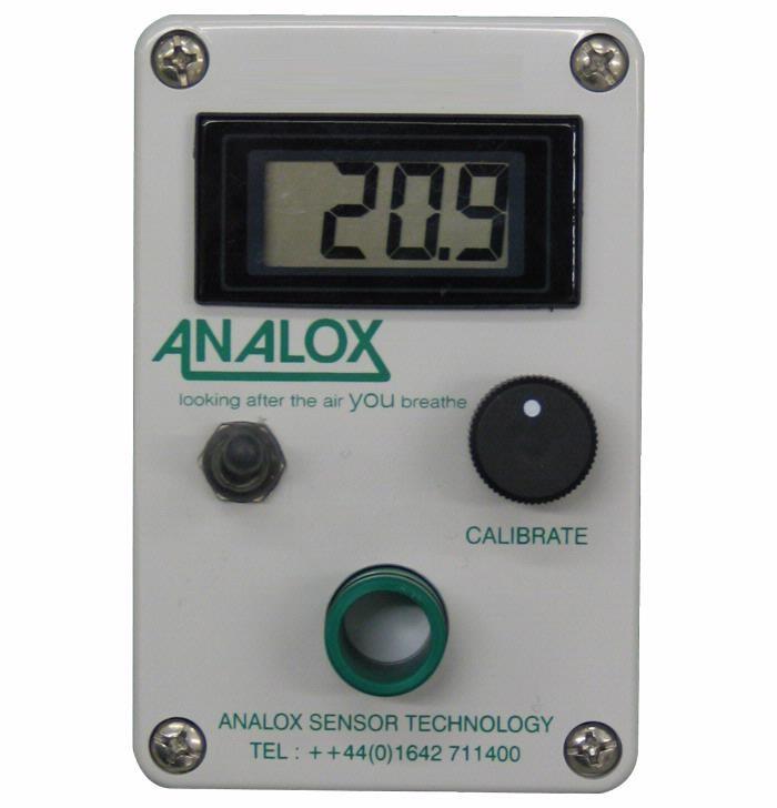 Mini-O2 Portable Oxygen Analyser