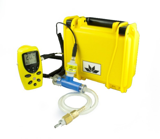 MD300 Diving Oxygen Monitor with Alarms CMSOMA.S23