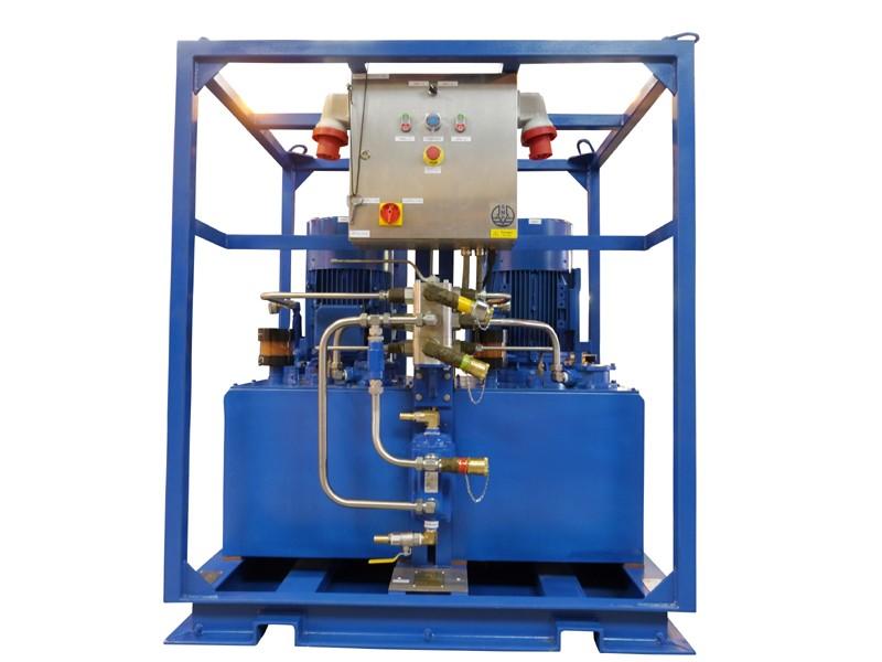 SMP Twin 22 Kilowatt Hydraulic Power Pack