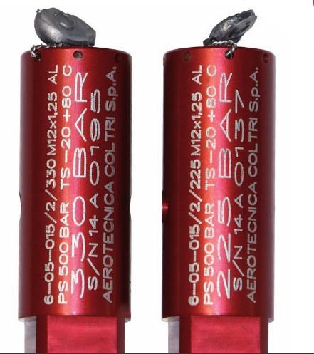 445 Bar Coltri Compressor Pressure Relief Valve