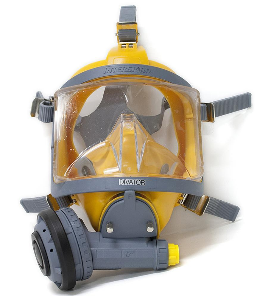 AGA Interspiro Divator MK II Face Mask