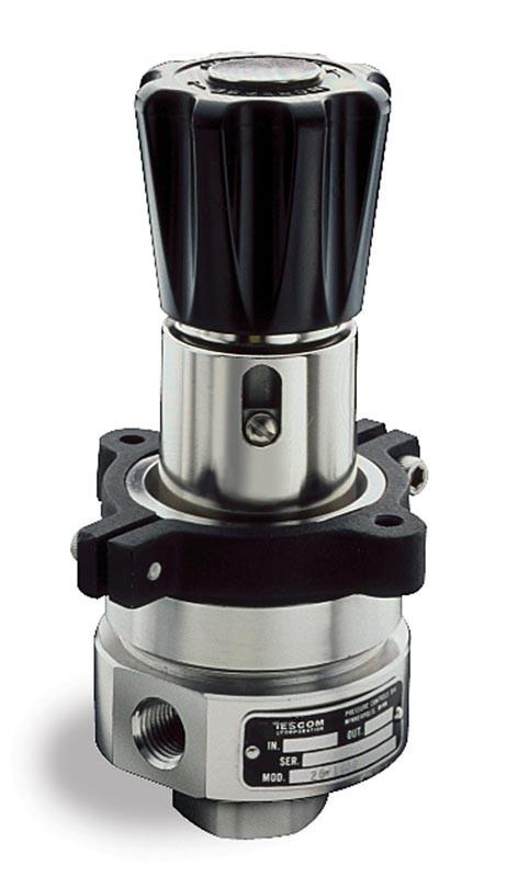 Tescom 26-1600 Series Pressure Reducing Regulator