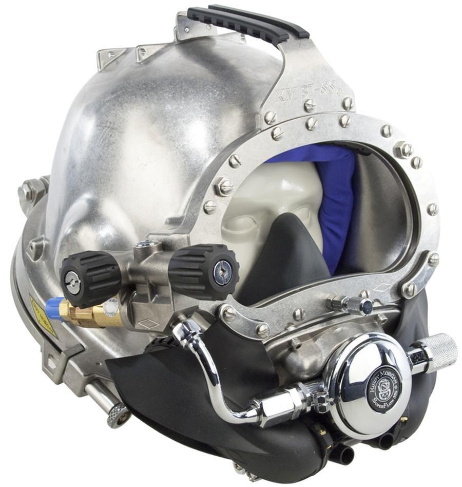 Kirby Morgan 37SS Commercial Diving Helmet