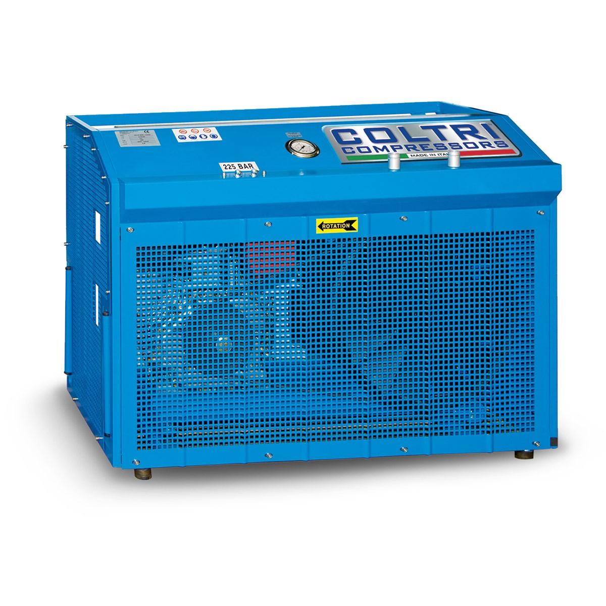 Coltri MCH 16 DY Tech Compressor