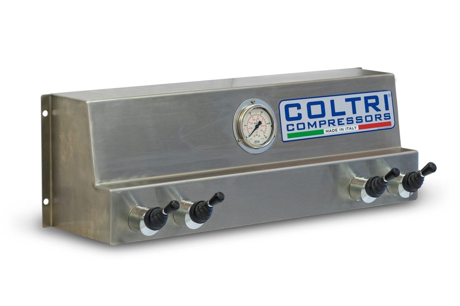 Coltri Lever Filling Panel Single Pressure Version