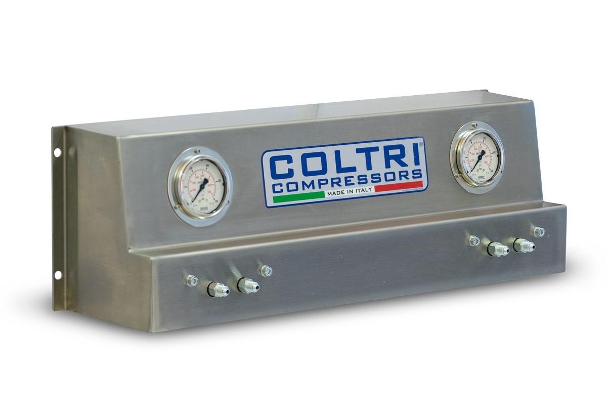 Coltri Filling Panel Dual Pressure Version