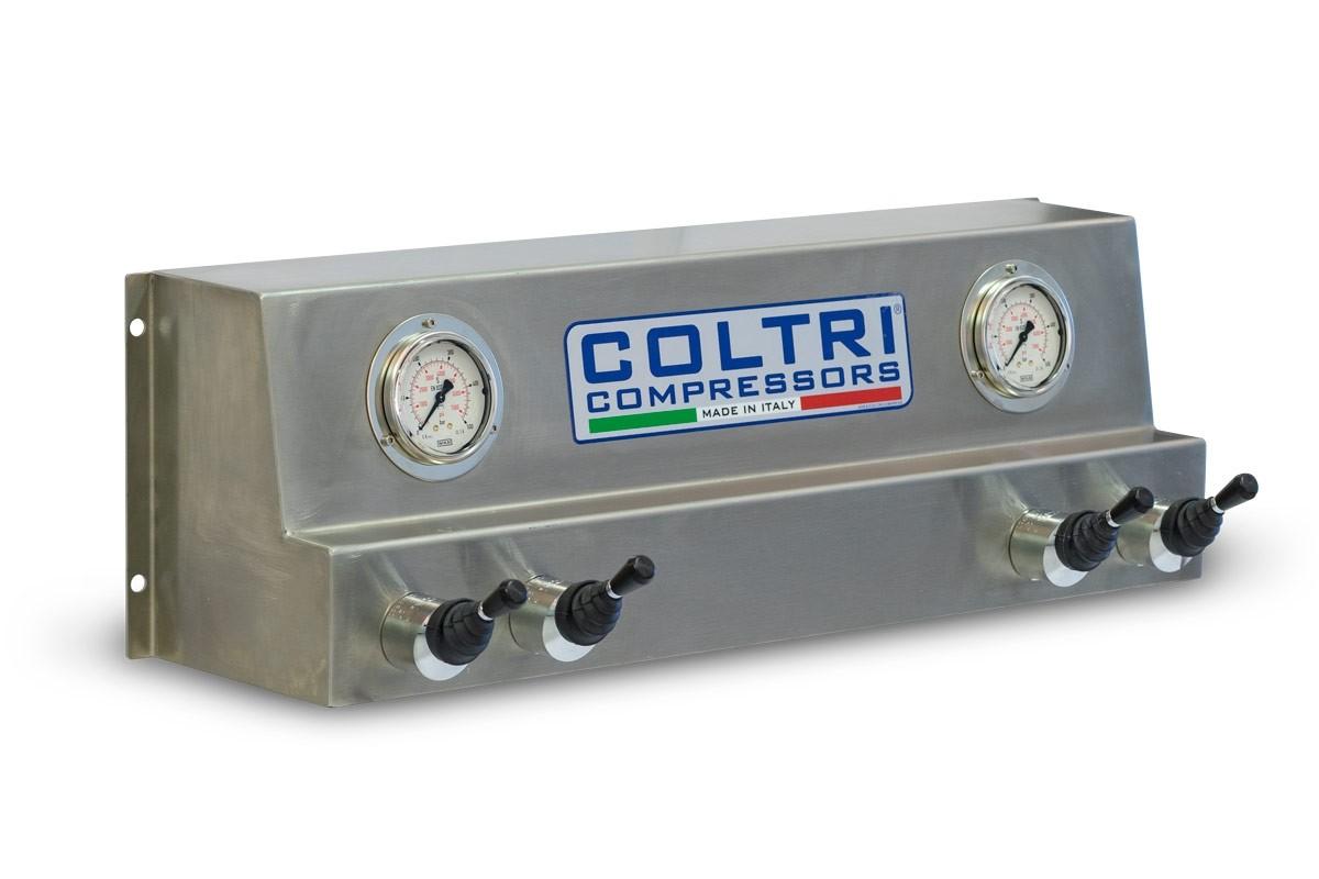 Coltri Lever Filling Panel Double Pressure Version