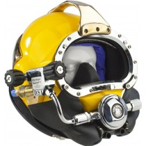 Kirby Morgan Superlite 17B Commercial Diving Helmet