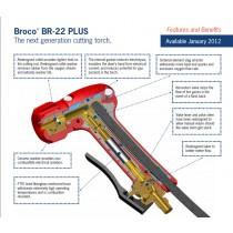 Broco BR-22 Plus Cutting Torch - Next Generation