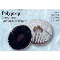 Polyprop Hull Cleaning Brush from Subsea Industries