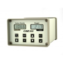 CO2000 Portable Gas Analyser Rechargable CMSOMC.S01