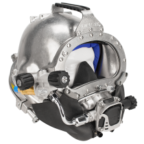 Kirby Morgan 97 Commercial Diving Helmet