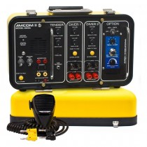 Amron Amcom II 2-Diver DSP3 Portable Helium Speech Unscrambler