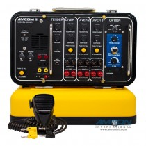Amron Amcom III 3-Diver DSP3 Portable Helium Speech Unscrambler