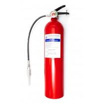 Hyperbaric Fire Extinguisher