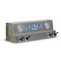 Coltri Lever Filling Panel Double Pressure Version