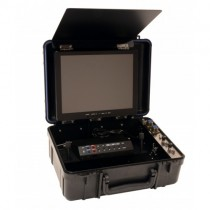 UWS-3410 Complete Portable Color Video System With LED Light