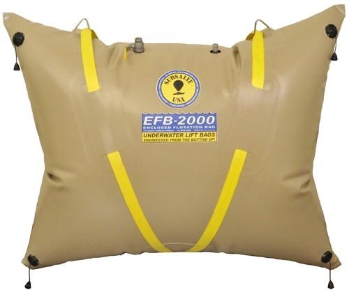 Subsalve USA Enclosed Flotation Commercial Lift Bag