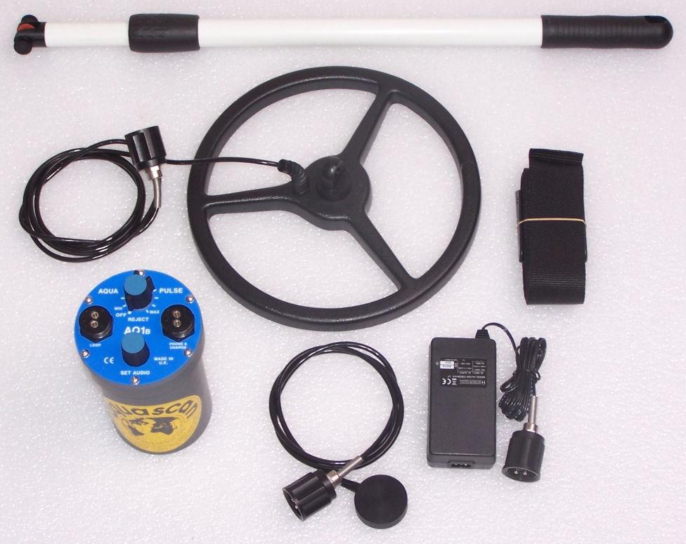 Metal Detector Kit Standard 25cm  kit