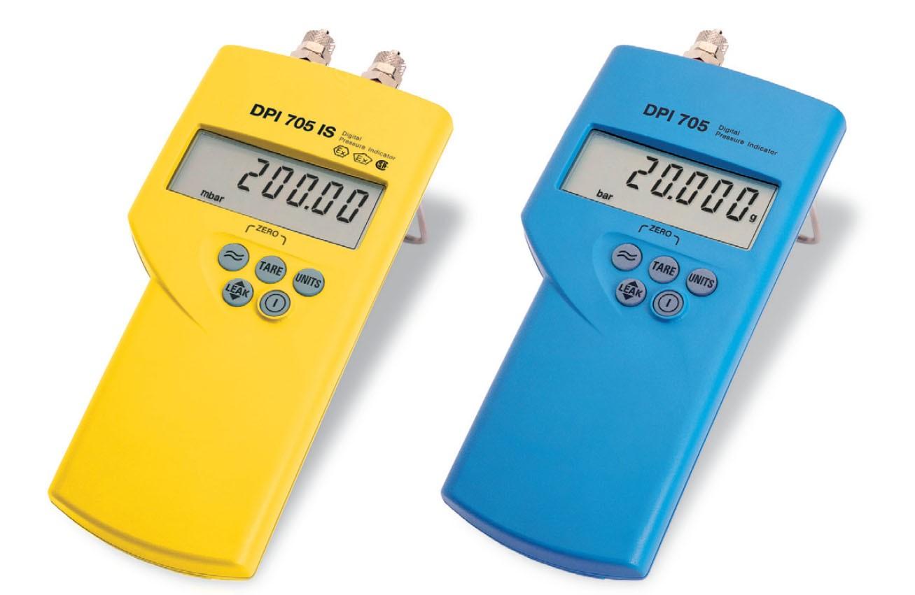 Druck Tester DPI 705 Series