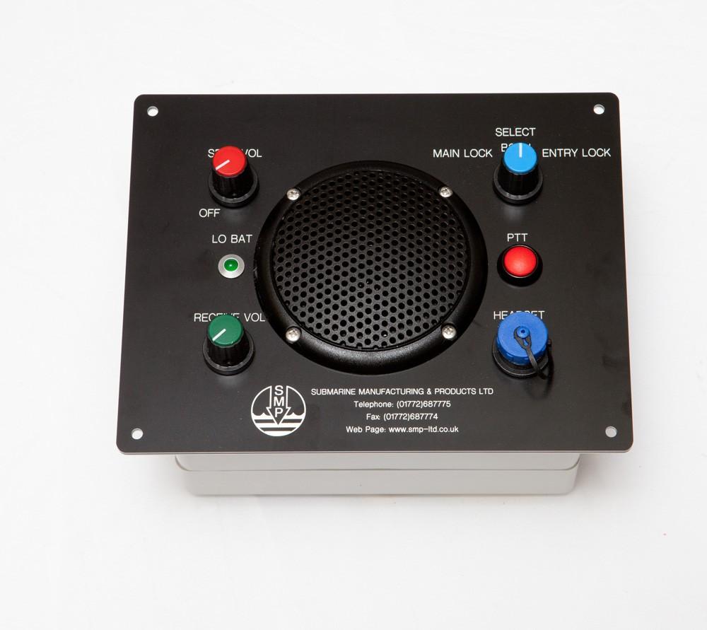 SMP Chamber Radio