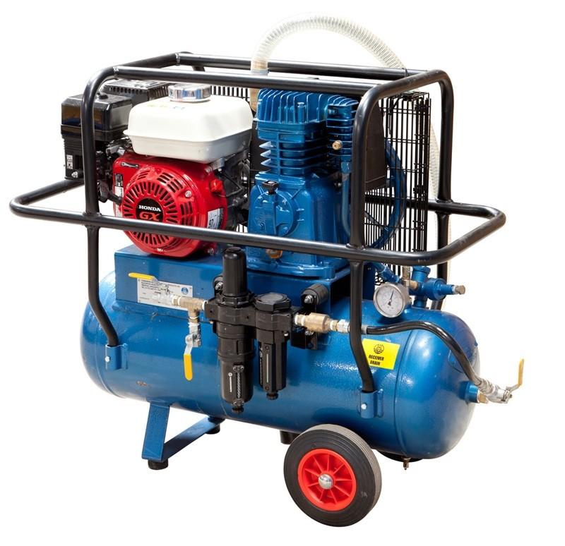 SMP 15 cfm LP Compressor