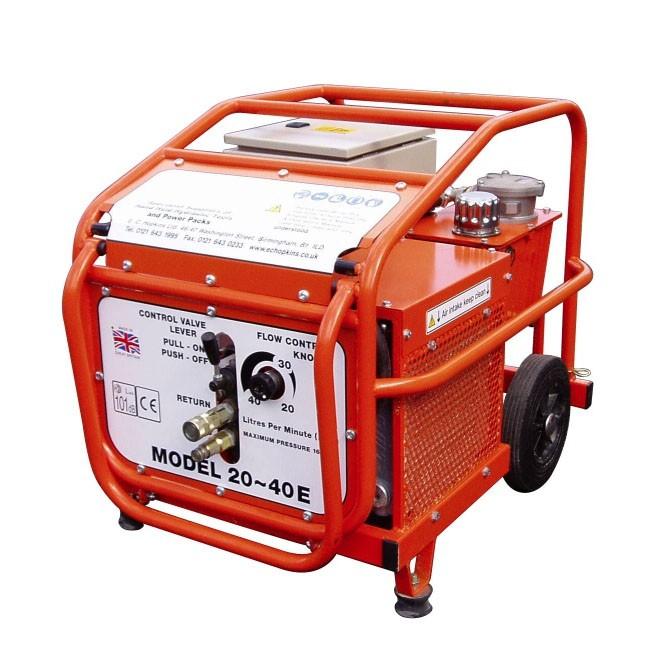 VHP503 20-40lpm 3PH Power Pack