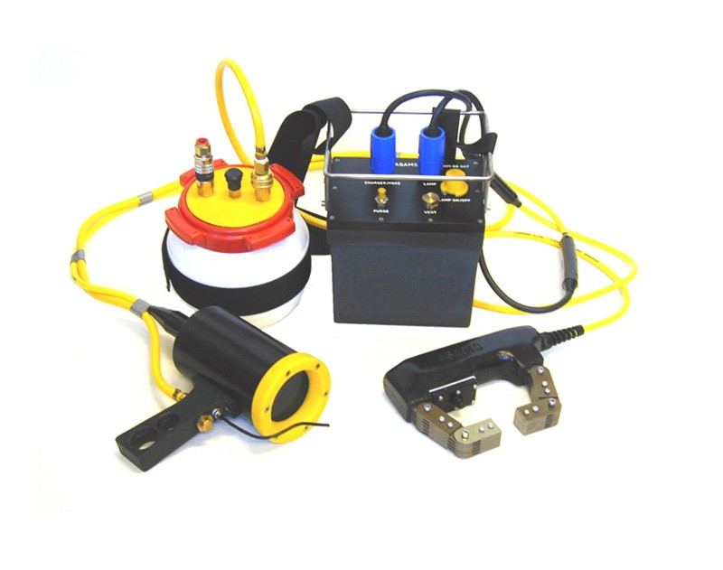 ASAMS System 12 Underwater Magnetic Particle Inspection System