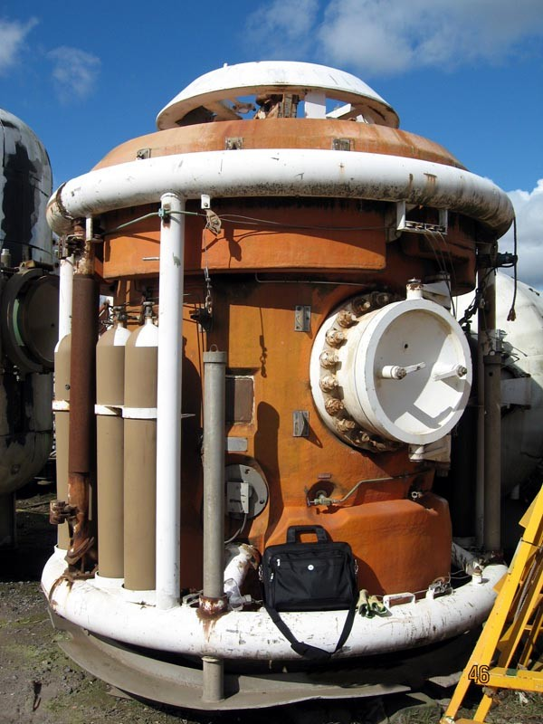 3 Man Diving Bell (SDC) 450 mtr 5.1m3