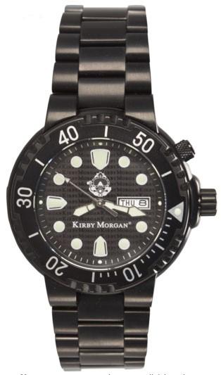 Kirby Morgan - The Black Watch