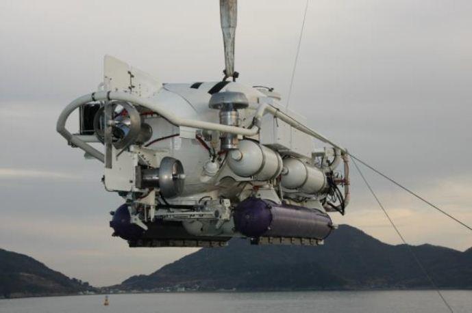 Self Propelled Diving Bell SPDB