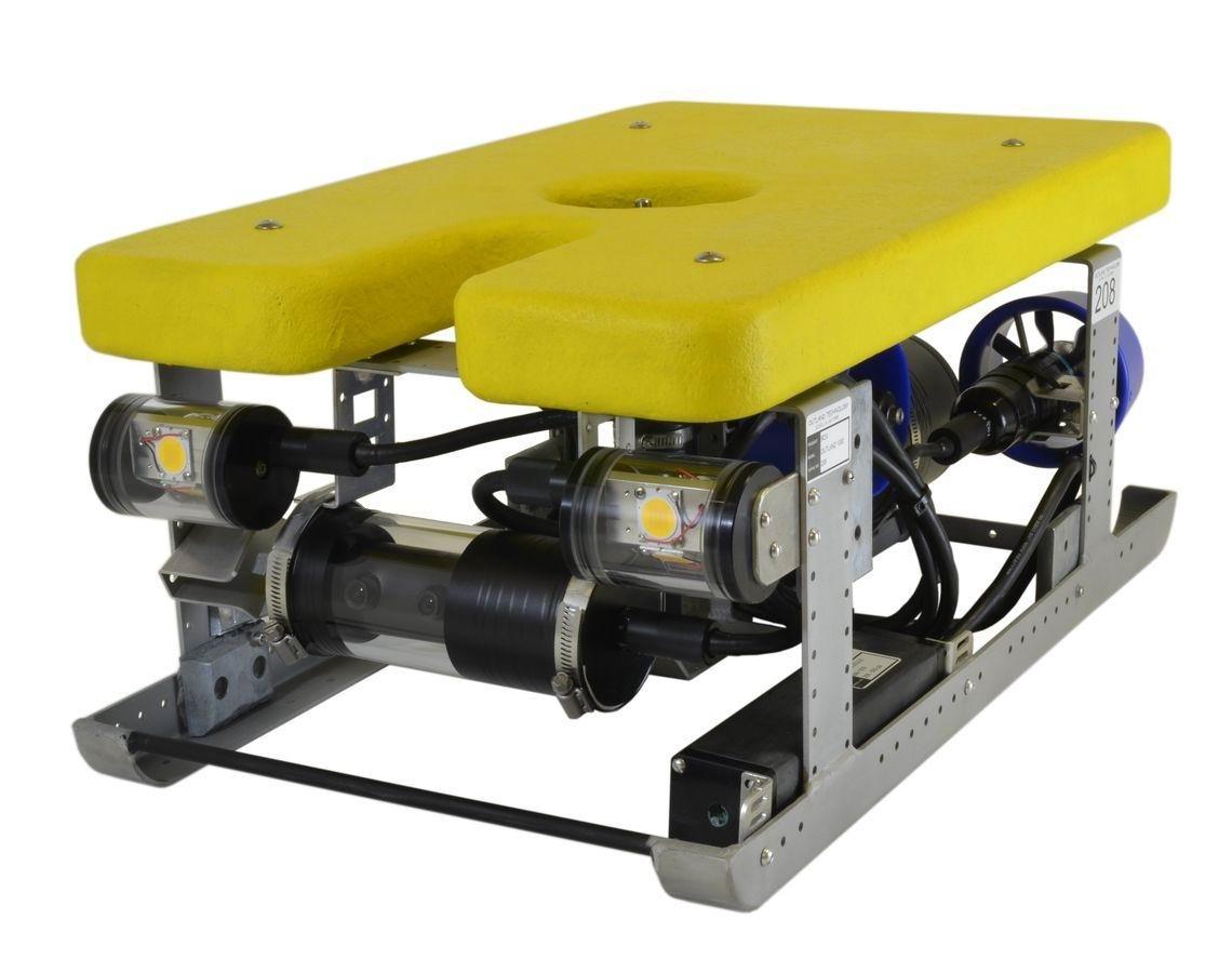 自动遥控水下车辆1000型号