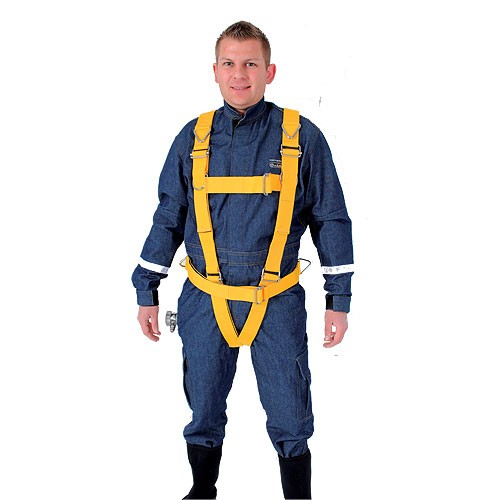 Standard Divers Yellow Tool Harness