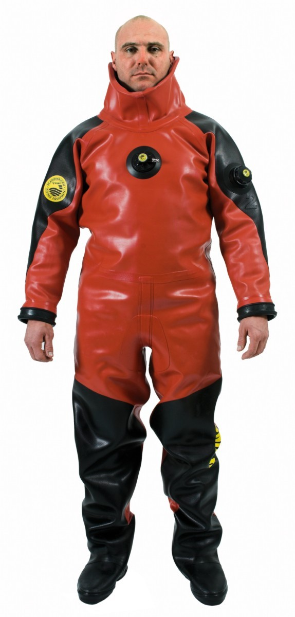 Viking Commercial Rubber Dry Suits