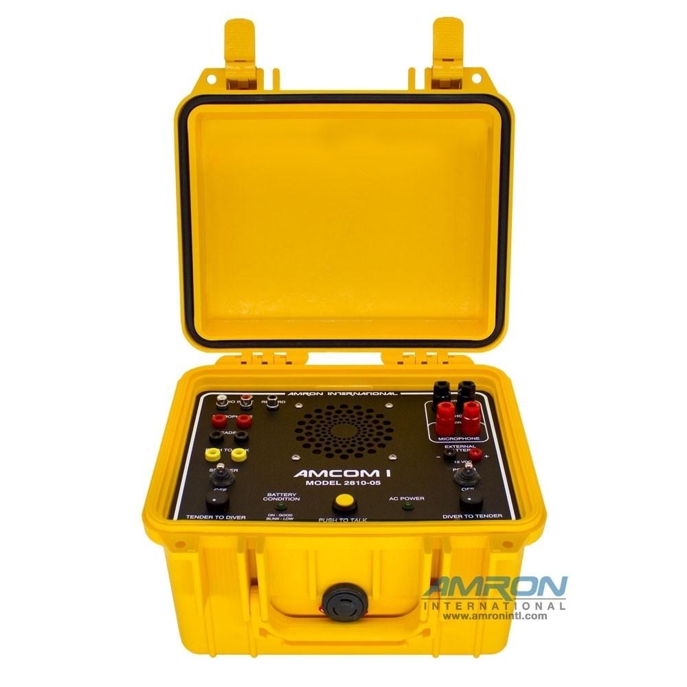 Amron Amcom I Communicator with Rechargeable Battery