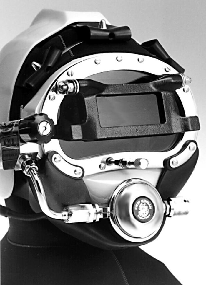 Underwater Welding Lens Assembly