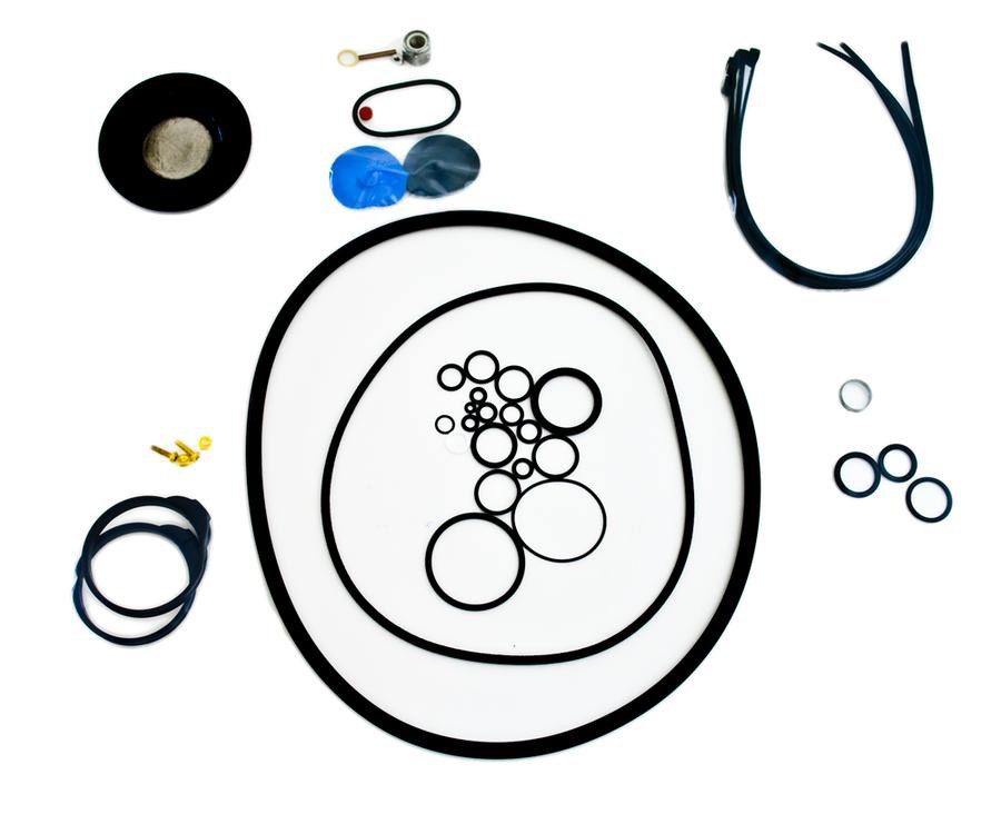 Kirby Morgan Superlite 27 Soft Goods Overhaul Kit
