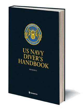 US Navy Divers Handbook