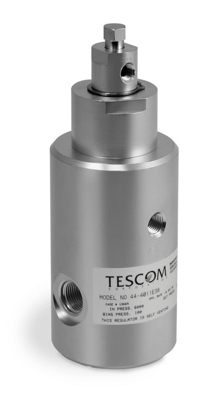 Tescom 44-4023E28 Series Back Bias Pressure Regulator