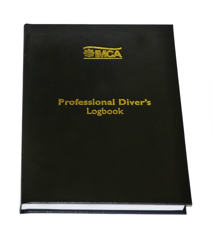 IMCA Professional Divers Log Book