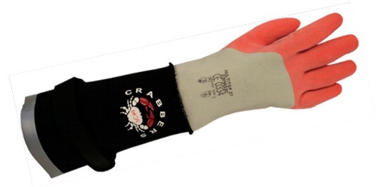 Hot Crabber Diver Gloves