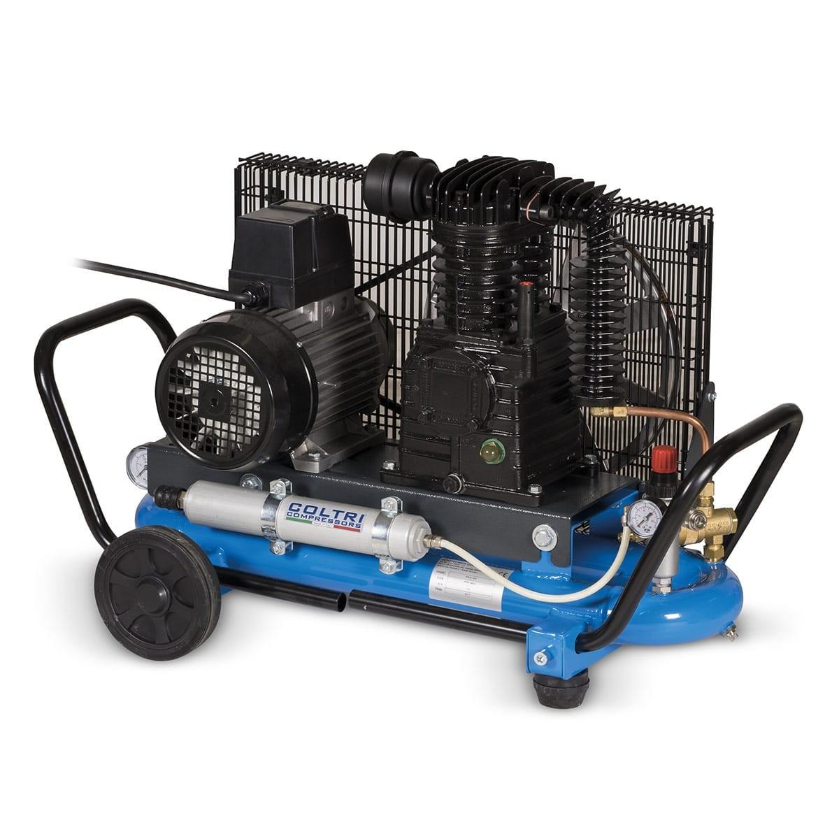 Coltri EOLO 330 Third Lung Portable Compressor