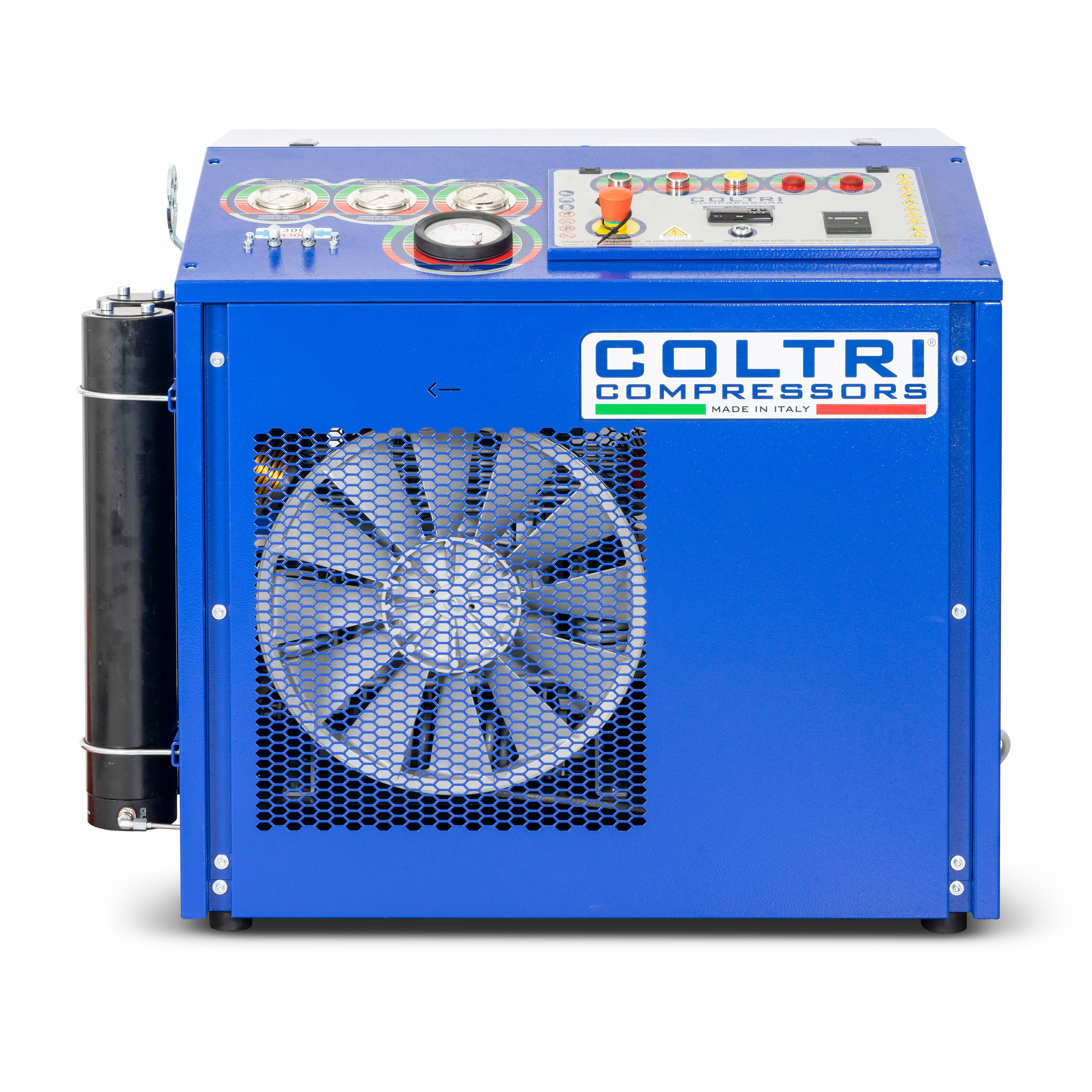 Coltri MCH 13/16/21/23 Mark 3 Compressor