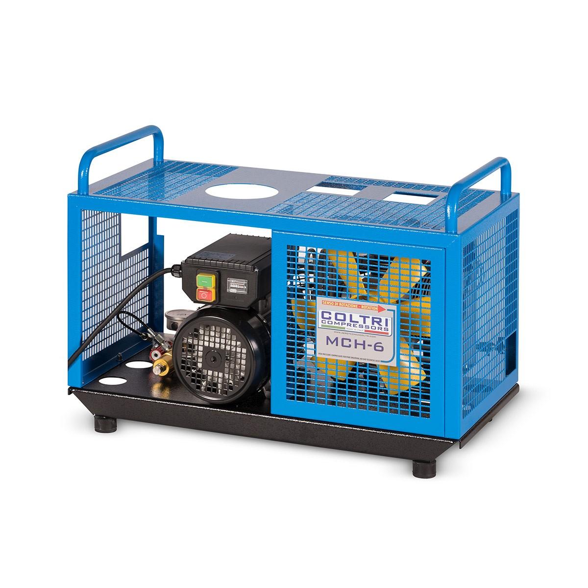 Coltri MCH 6 Compact Portable Compressor